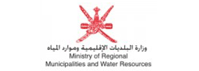 Ministry of Reginal Municipalities and Water Resources